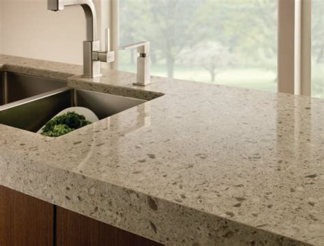 Quartz Countertops Heat - quartz countertops resist heat scratches and stains