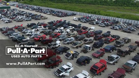Pull A Part Junkyard Auto Salvage Parts