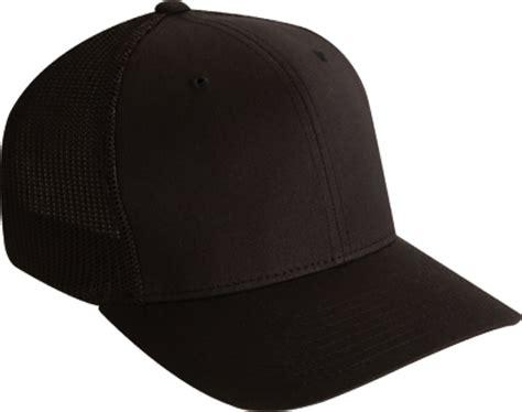 Plain Black Baseball Cap 1 Desktop Background