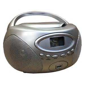 Home Stereo CD Players Radios