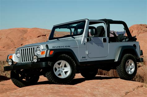 Jeep Picture by Pre Owned 1997 2006 Jeep Wrangler Tj Truck Trend