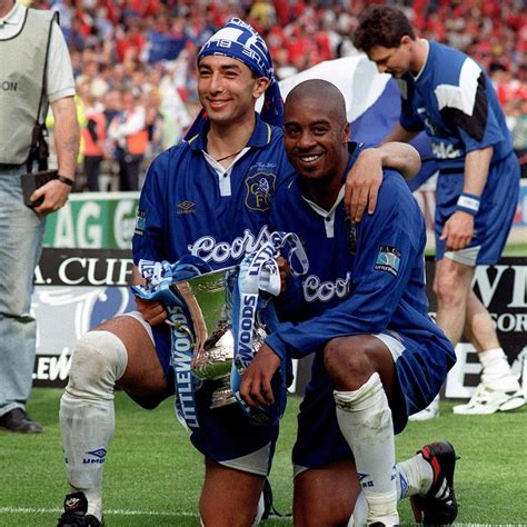 The Emirates FA Cup - Chelsea 2-0 Middlesbrough 1997 Final ...