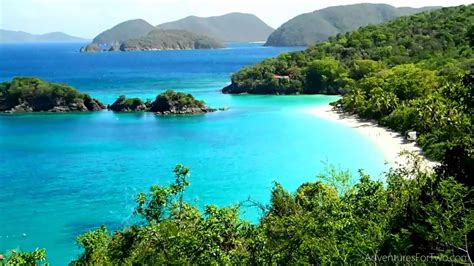 Trunk Bay In St John Virgin Islands Youtube