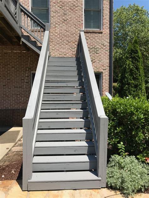deck repairrestoration  staining project milton ga