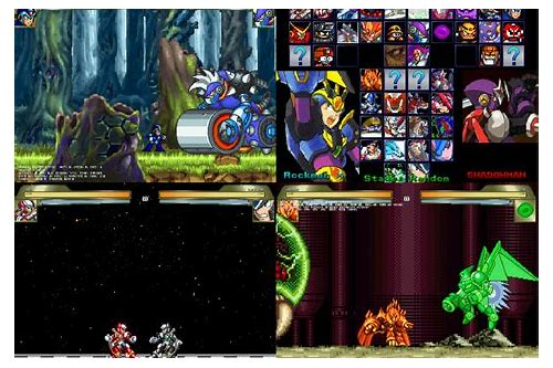 baixar quebrado mugen screenpack released