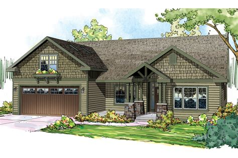 craftsman house plans sutherlin    designs