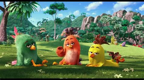 angry birds  official hindi teaser trailer