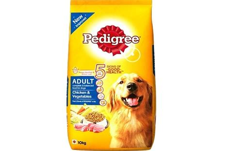 top   dog food brands  india  price
