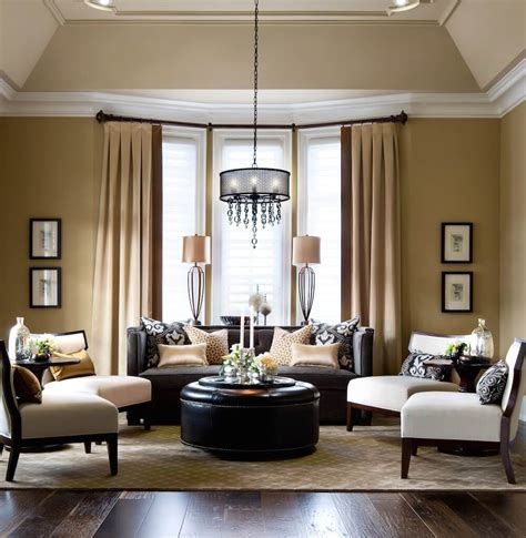 Livingroom Color by Lockhart Interior Design Creates Interior For