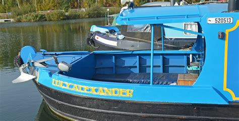 Canal Boat Finder by 50ft X 10ft Wide Beam Boatfinder