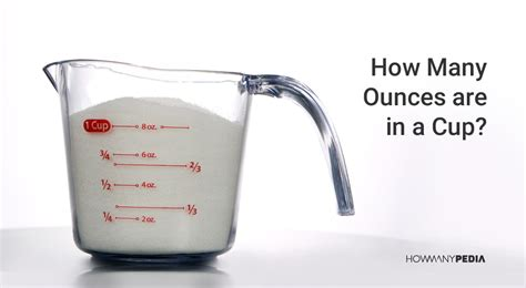 how many ounces in a cup how many ounces are in a cup howmanypedia