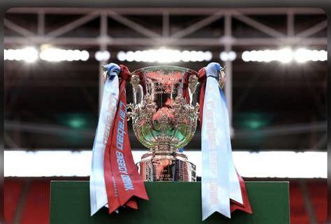 Carabao Cup draw in full: Man Utd, Liverpool, Chelsea and ...