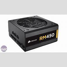 "Corsair Announces ""ultraquiet"" Rm Series Power Supplies"