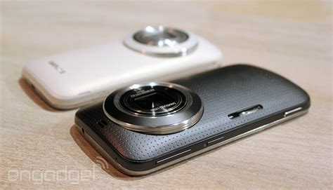samsung kzoom samsung blurs the line between phone and again