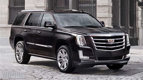 2019 Cadillac Escalade Changes  Efficient Family Car