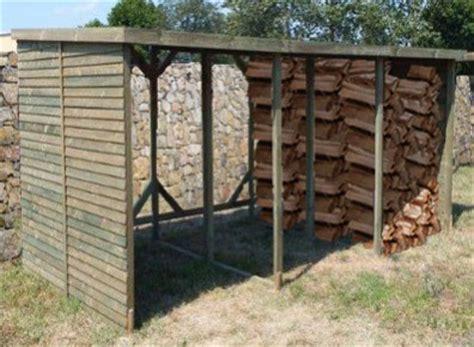 chambre froide mobile abri bûche rangement bois de chauffage 20 stères