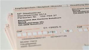 Fristverlängerung Steuer 2016 : steueramt kanton solothurn ~ Lizthompson.info Haus und Dekorationen