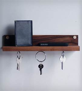 Magnetic Key Ring Holder & Shelf Home Decor & Lighting