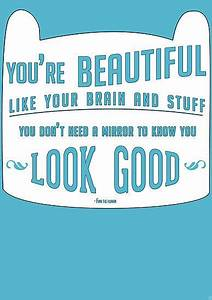 Finn The Human ... Finn And Marceline Quotes