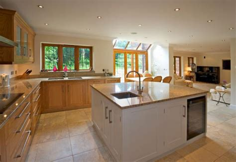 cuisine ouverte avec ilot la cuisine avec ilot cuisine bien structurée et