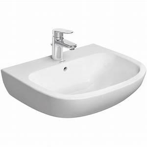 Höhe Von Waschbecken : duravit standard waschbecken d code 60 cm rund wei kaufen bei obi ~ Bigdaddyawards.com Haus und Dekorationen