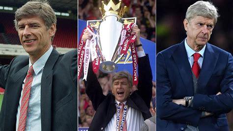 Arsène Wenger Deja El Arsenal A