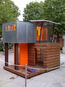 la maisonnette en bois qui aide vos enfants jouer plus With sculpture moderne pour jardin 1 sculptures modern art studio