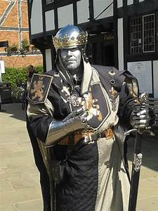 My knight in shining armour - Manorial Counsel