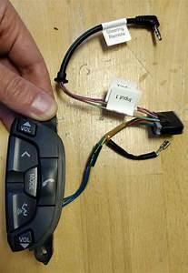 Gu Steering Wheel Audio Controls Install