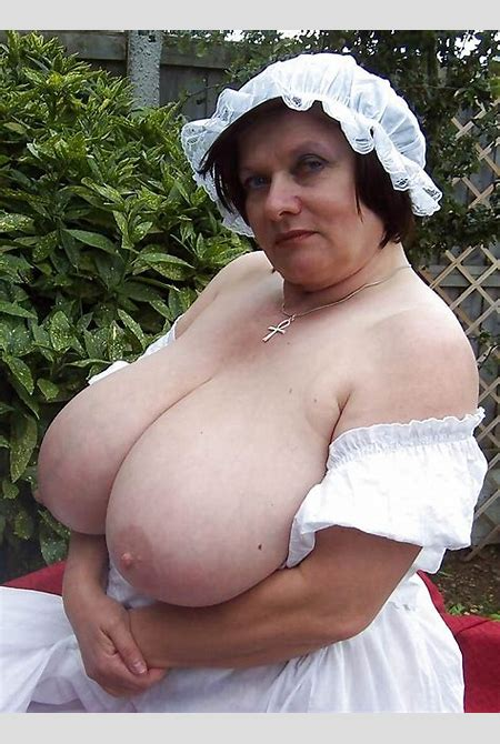 Moms and grannies with big tits