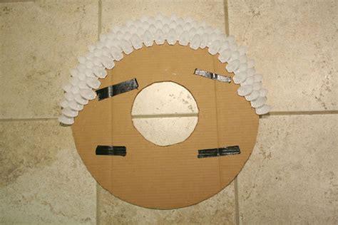 un fant 225 stico proyecto hecho con simples cucharas de pl 225 stico manualidades y artesan 237 a