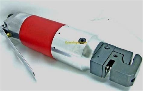 90° Rotating Air Punch Flange Tool Professional Pneumatic