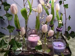Deko Im Januar : tablett deko im januar mit tulpen meriseimorion ~ Frokenaadalensverden.com Haus und Dekorationen