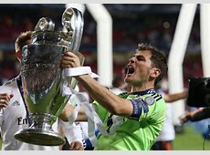 Iker Casillas targeting Champions League glory; La Liga