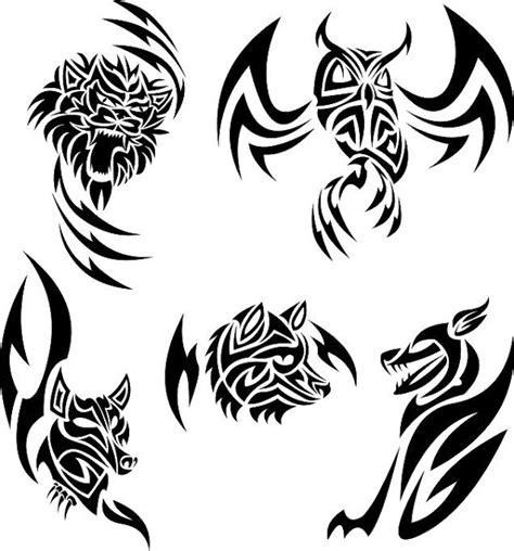 bimbyefamilia tribal owl tattoos designs