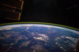 Earth From Space Station Live