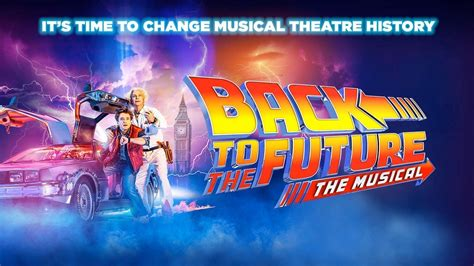 I'm only sorry i don't have a real time. Back To The Future musical cast recording - release date and first listen! | West End | Stage Chat