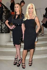 Allegra Versace and Donatella Versace | This Week's Best ...