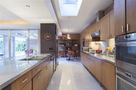mid century modern design kitchen ideas