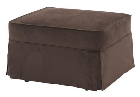 Castro Convertible Ottoman Bed by Ottoman With Coffee Slipcover Castro Convertibles