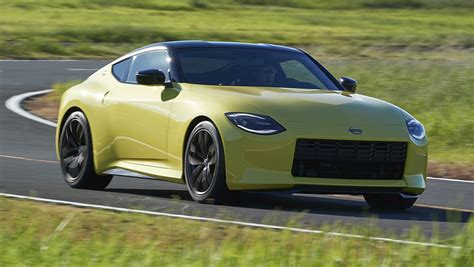 New Nissan 400Z 2021: Automatic transmission confirmed ...