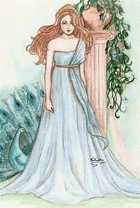 Hera by WhiteBumblebee on DeviantArt