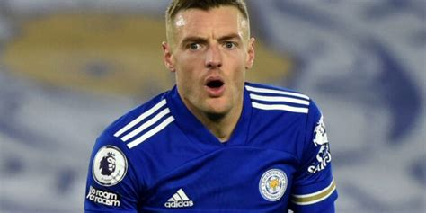 Jamie Vardy: Leicester City striker out for 'a few weeks ...
