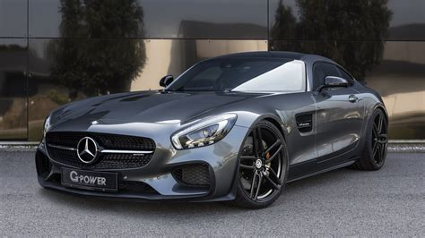 2017 Mercedes-amg Gt By G-power