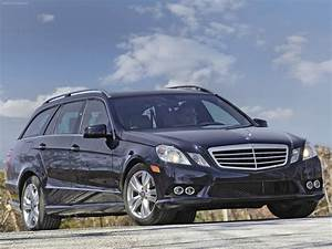 Mercedes Benz E350 4Matic Wagon 2011 Picture 5 Of 59