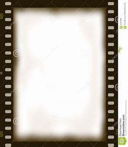 Film Negative Photo Frame Stock Photo Illustration Of