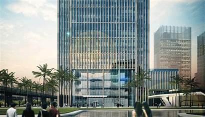 Sf Express Gmp Building Headquarter China Shenzhen