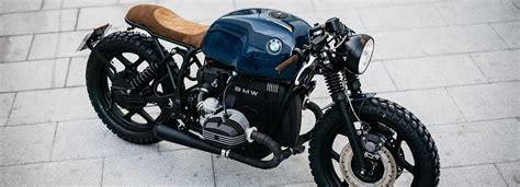 Roa Motorcycles Présente Sa Bmw R80 Custom Café Racer