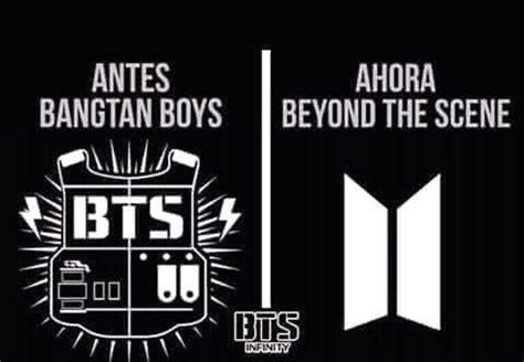 Bts..!!!! Cambia De Icono Y De Nombre