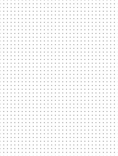 Square Dot Paper Printable